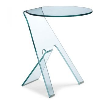 Modern Contemporary journey side table