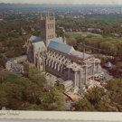 """Washington Cathedral"" VINTAGE POSTCARD Washington DC"