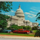 """United States Capitol"" VINTAGE POSTCARD Washington DC"
