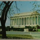 """Lincoln Memorial"" VINTAGE POSTCARD Washington DC"
