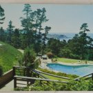 """Highlands Inn"" VINTAGE POSTCARD Carmel California"