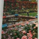 """Lambert Gardens"" VINTAGE POSTCARD Portland Oregon"