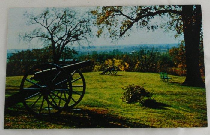 """""""Historic Anderson House"""" Lexington Missouri  Vintage Postcard"""