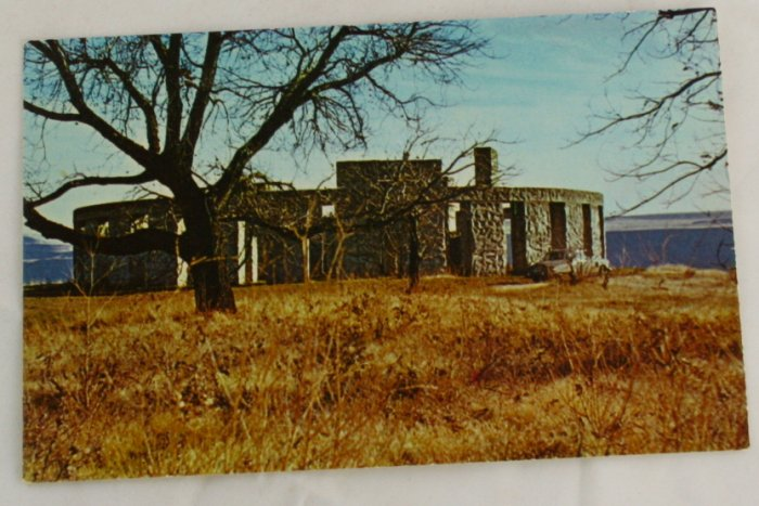 """Stonehenge"" VINTAGE POSTCARD Maryhill Washington"