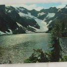"""POSTCARD """"Trapper Lake"""" VINTAGE Trapper Lake Washington"""