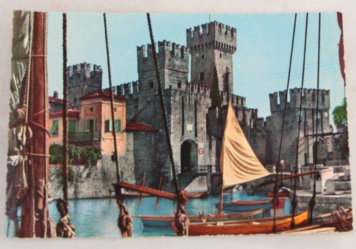 POSTCARD Italy,Lago Di Garda, Lake Garda