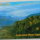 POSTCARD Columbia River Gorge,Oregon OR