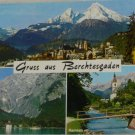 POSTCARD German-Greetings from Berchtesgaden-Bavaria