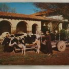 "POSTCARD ""Mission"" VINTAGE San Miguel, California"