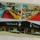 "POSTCARD ""Holland Rest"" VINTAGE Vancouver Washington"