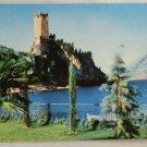 POSTCARD Italy,Lago Di Garda, Lake Garda,Malchesine