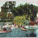 Hand Colored Postcard VINTAGE POSTCARD LA-Hollenbeck Pk