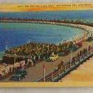 Linen Card-VINTAGE POSTCARD-Long Beach CA 1940