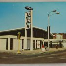 "POSTCARD ""Greyhound Terminal"" VINTAGE St Louis Missouri"