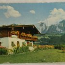 POSTCARD Germany,Berchtesgadener Land,Bavaria, Villa
