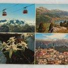 POSTCARD Switzerland-St.Moritz-Edelweiss-Aerial Tram