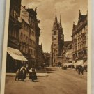 POSTCARD Germany-Bavaria-Nurnberg-Lorenzkirche-Sepia
