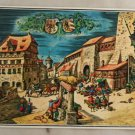 POSTCARD Germany-Bavaria-Nurnberg-Durer's House Drawing