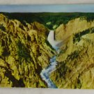 POSTCARD USA National Park,Yellowstone,Grand Canyon,1959