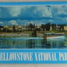 POSTCARD USA National Park,Yellowstone,Lake Hotel,1987