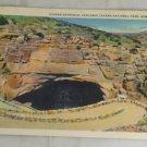 POSTCARD New Mexico,Carlsbad Caverns Curteich 37 White Border Litho
