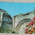POSTCARD California,Mission San Juan Capistrano Swallow