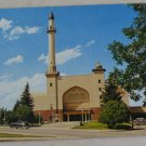 POSTCARD Montana,Helena,Civic Center   Chrome