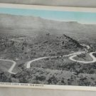 POSTCARD New Mexico,Raton,Horse Shoe Curve Repro Hand