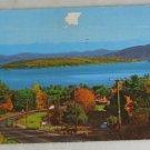 POSTCARD New Hampshire,Lake Winnipesauke,Woleburg