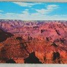 VINTAGE POSTCARD National Parks,Grand Canyon,Crimson Sandstone