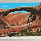 VINTAGE POSTCARD National Parks,Arches National Park,Double O