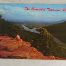 VINTAGE POSTCARD Tennessee,Chattanooga,Tennessee River,1960