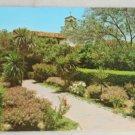 VINTAGE POSTCARD California,Mission San Juan Capistrano Garden