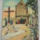 VINTAGE POSTCARD Louisiana,New Orleans,St. Roch's Chapel,Litho