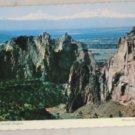 POSTCARD Oregon,Central Oregon,Smith Rocks  Deckle Edge