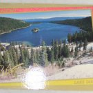 VINTAGE POSTCARD California,Lake Tahoe,Emerald Bay 1990