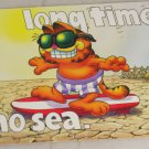 VINTAGE POSTCARD Advertising,Garfield,Dentist