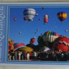 VINTAGE POSTCARD New Mexico,Albuquerque,Hot Air Balloons
