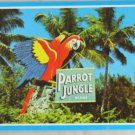 VINTAGE POSTCARD Florida,Parrot Jungle,Sign