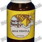 Milk Thistle (Carduus marianus)
