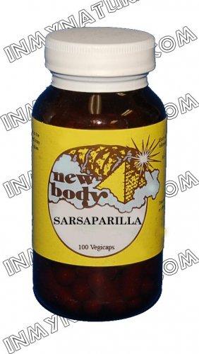 Sarsaparilla (Smilax officinalis)
