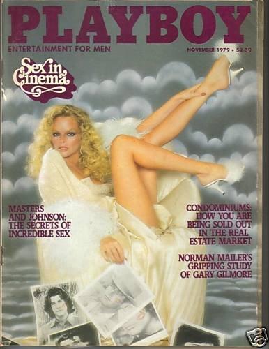 Playboy November 1979 Sex in Cinema - Monty Python