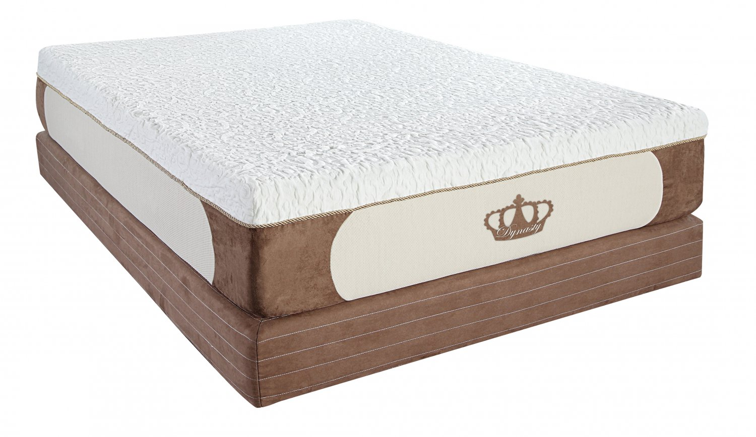 Dynasty Mattress 14 Quot Coolbreeze Gel Memory Foam Mattress