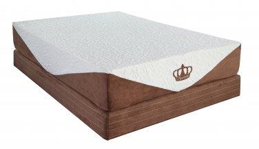 "Dynasty Mattress!! 10"" TWIN CoolBreeze GEL Memory Foam Mattress with Free 1 Pillow"