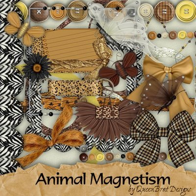 Animal Magnetism Scrappers Kit