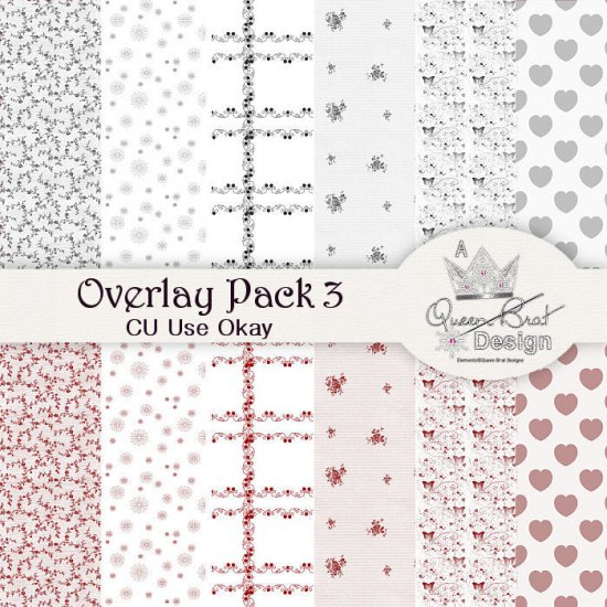 Overlays Pack 3