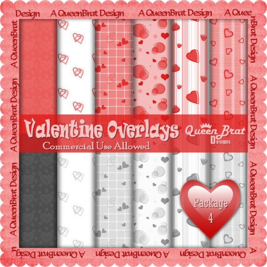 Valentine Overlays 4 - Tagger Size