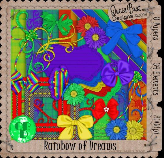 Rainbow Of Dreams Scrappers
