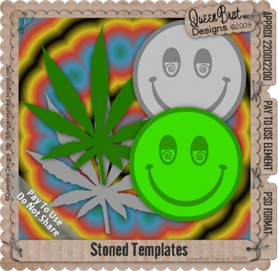 Stoned Templates