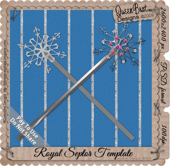 Royal Septor Template